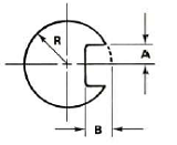 Design Charts and Calculations for Torsional Properties of Non-Circular Shafts