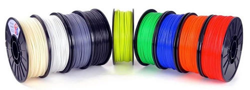 Professional Grade 3D Printer Filament