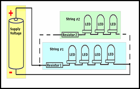 Series Parallel Led Calculator | Engineers Edge | www engineersedge com