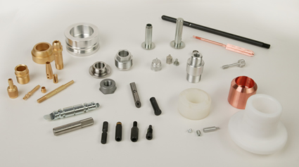 swiss machine parts