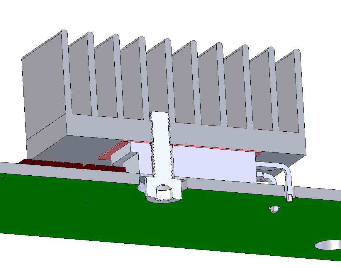 Attaching a heat sink to a mosfet | Engineers Edge Forum | www ...